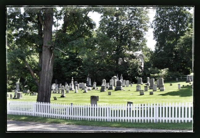 Old Cemetery of Livingston Reformed Church